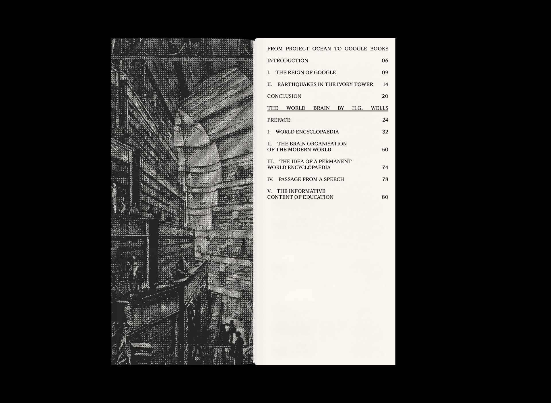 Google Books — Bookdesign