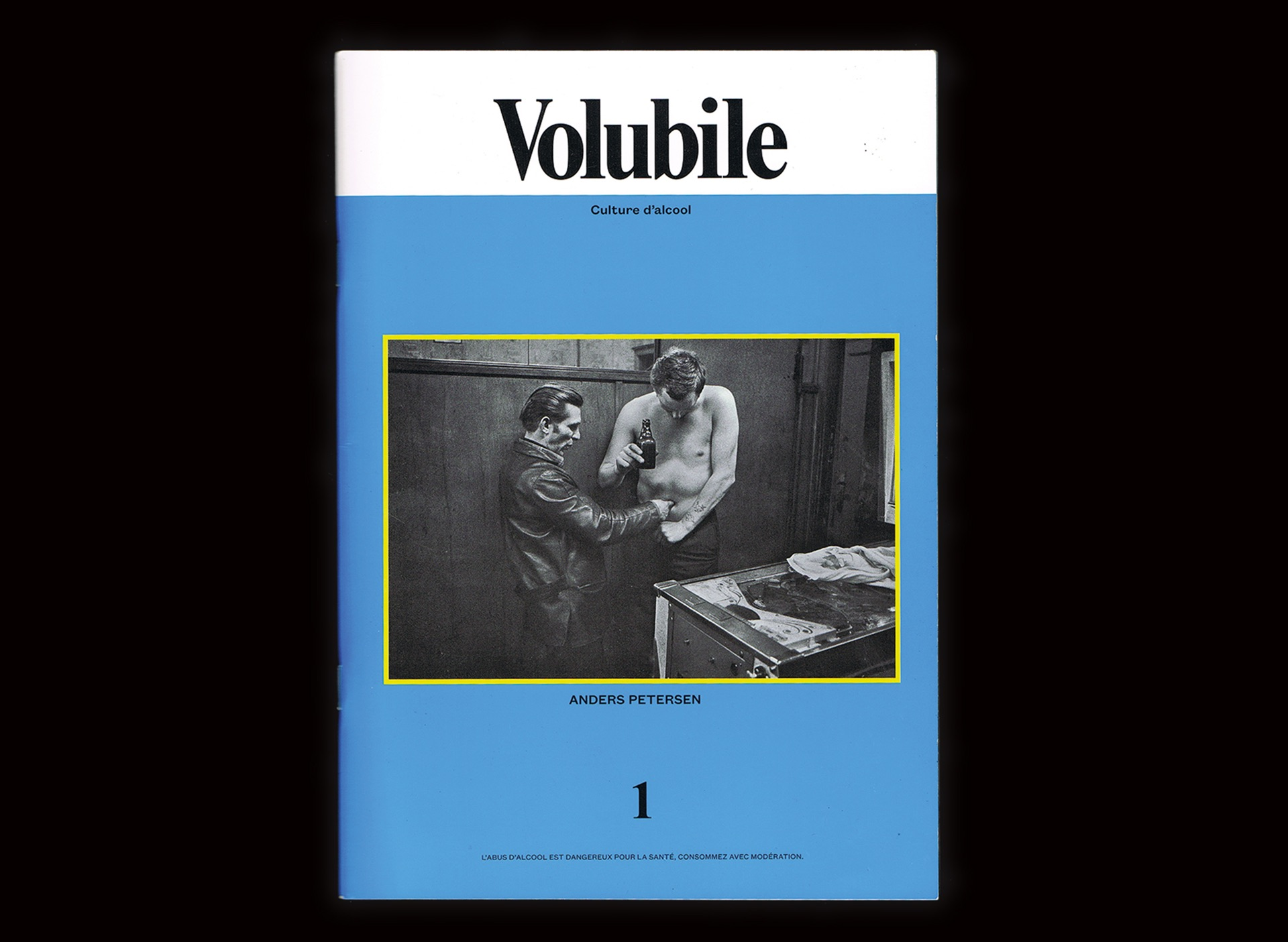 Volubile — Magazine design
